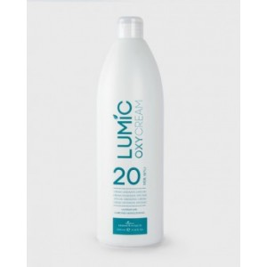 Light Irridiance. Oxycream Lumic 20vol (1000ml)